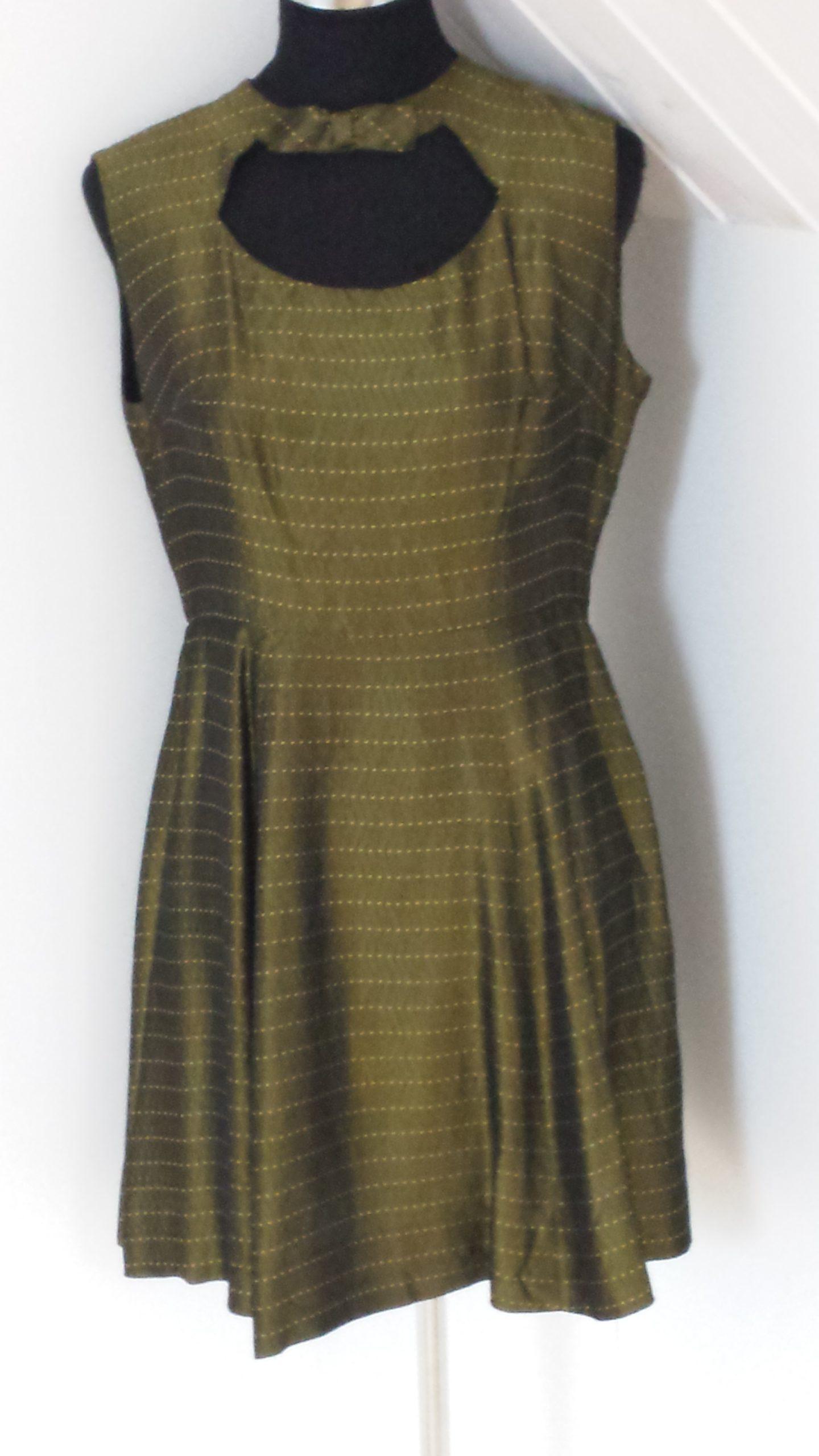70ndate pidulik kleit