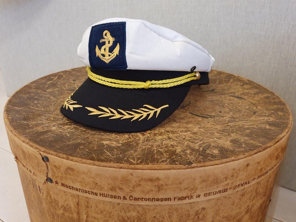 Meremehe müts ja krae